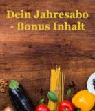 JAHRESABO -Bonus Inhalte
