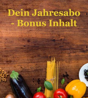 Jahresabo-bonus