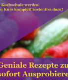 Gratis Mitglieder – Geniale Rezepte zum sofort Ausprobieren
