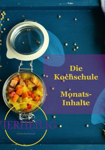 Kochschule-Monats-Inhalte